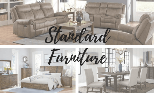 standard furniture brand banner