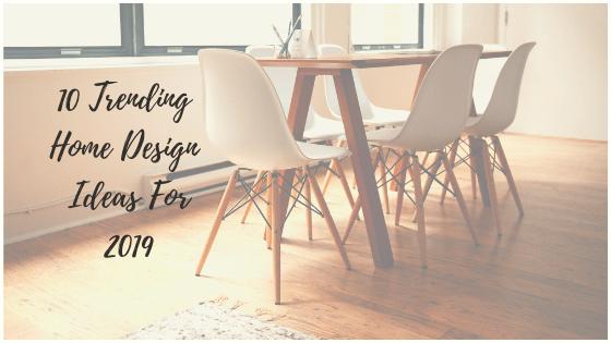 trending home design ideas