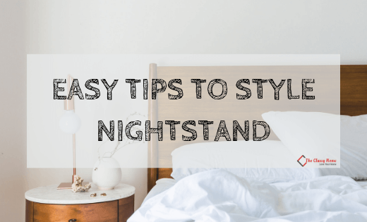 nightstand style guide