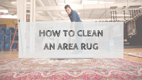how to clean area rug banner