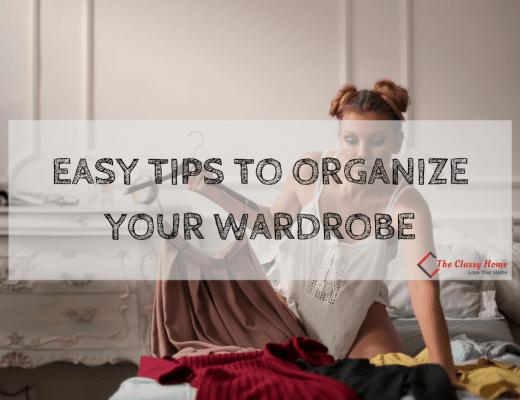 wardrobe organize tips banner