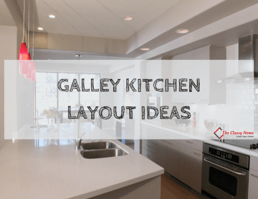 galley kitchen ideas banner
