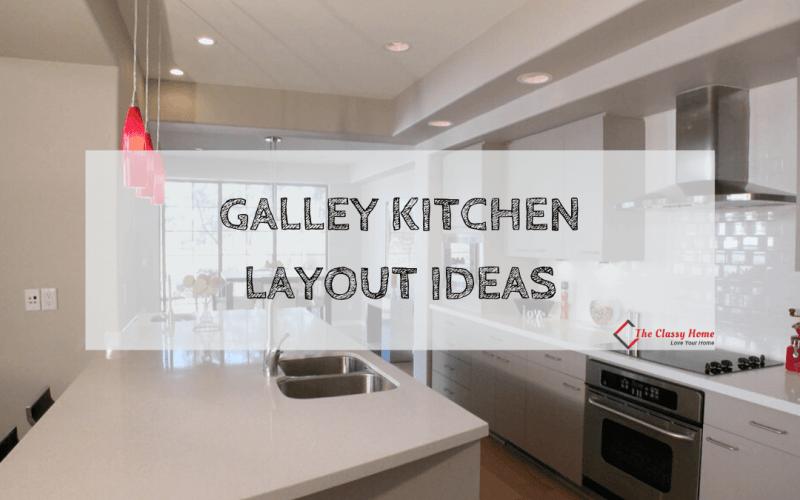 galley kitchen ideas banner
