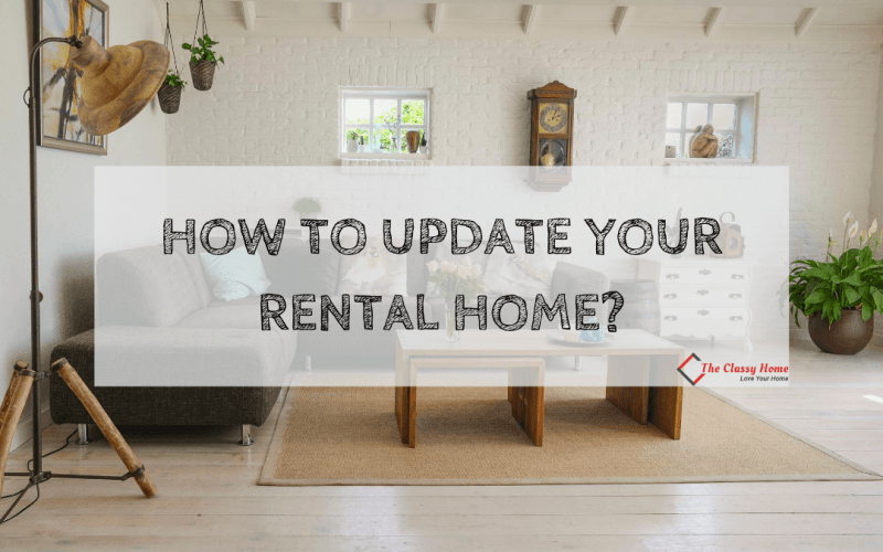 update your rental home banner
