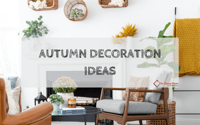 autumn decoration ideas for home