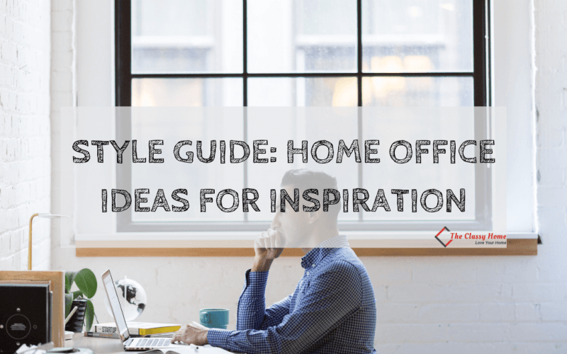 home office decor ideas for inspiration