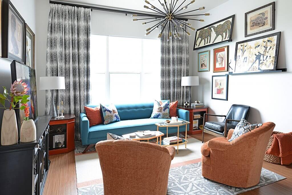 choose rug color