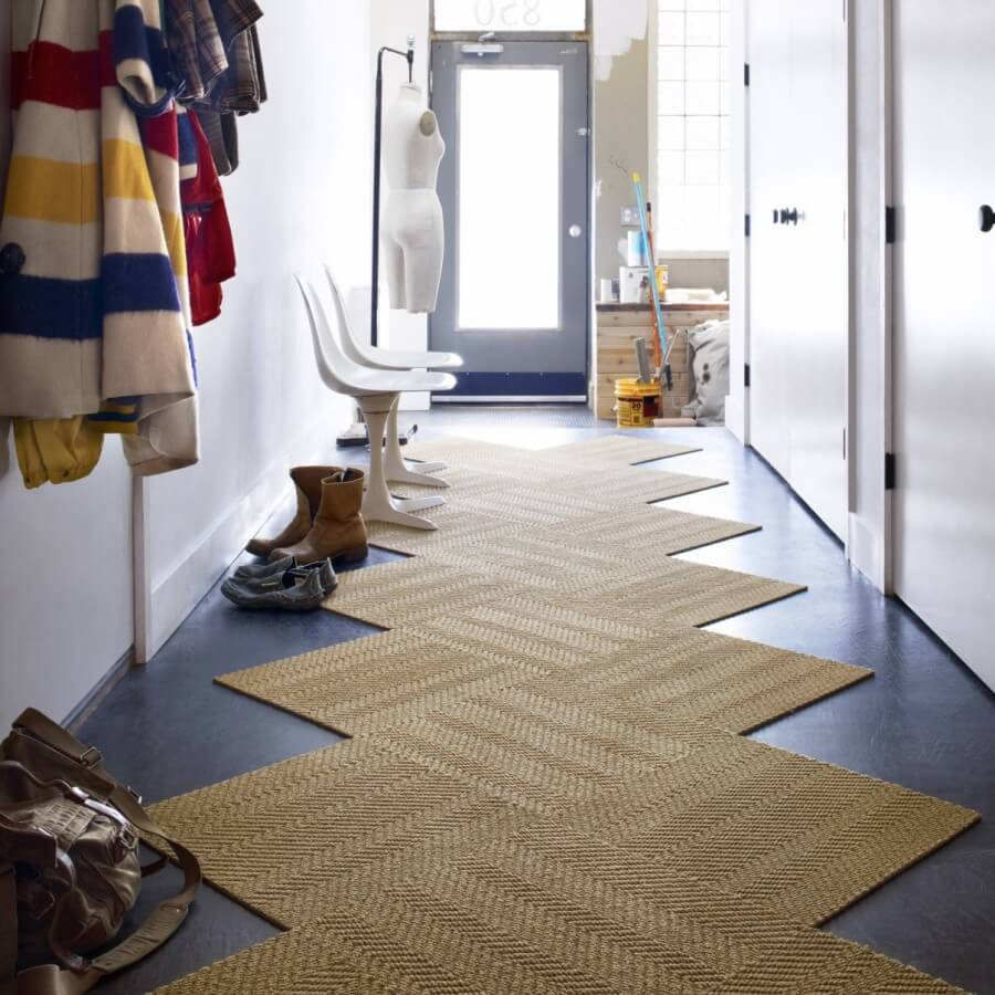 rug for entry