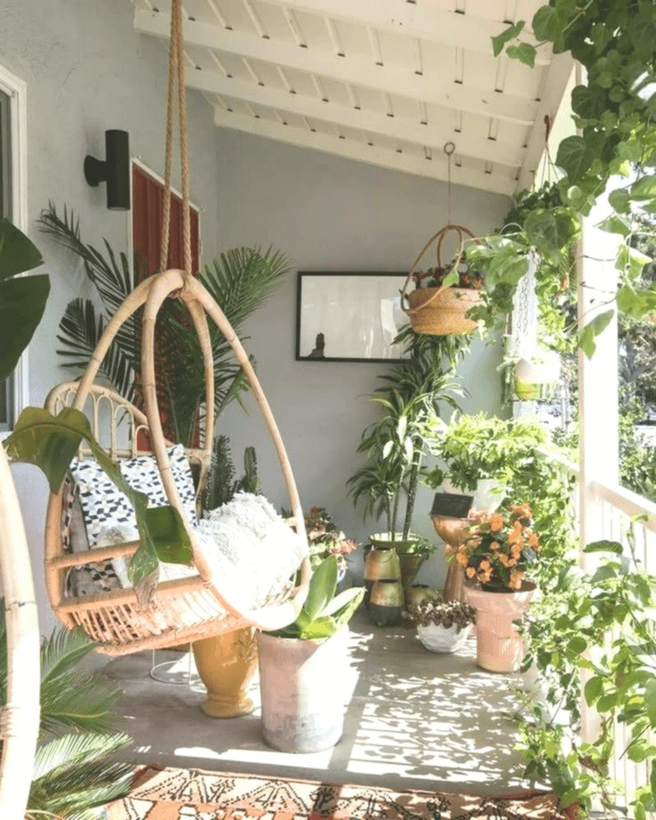 relaxing outspace for summer